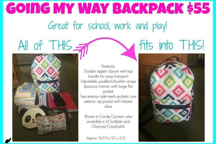 #backpack #thirtyone #school www.mythirtyone.com/mandiyontz/