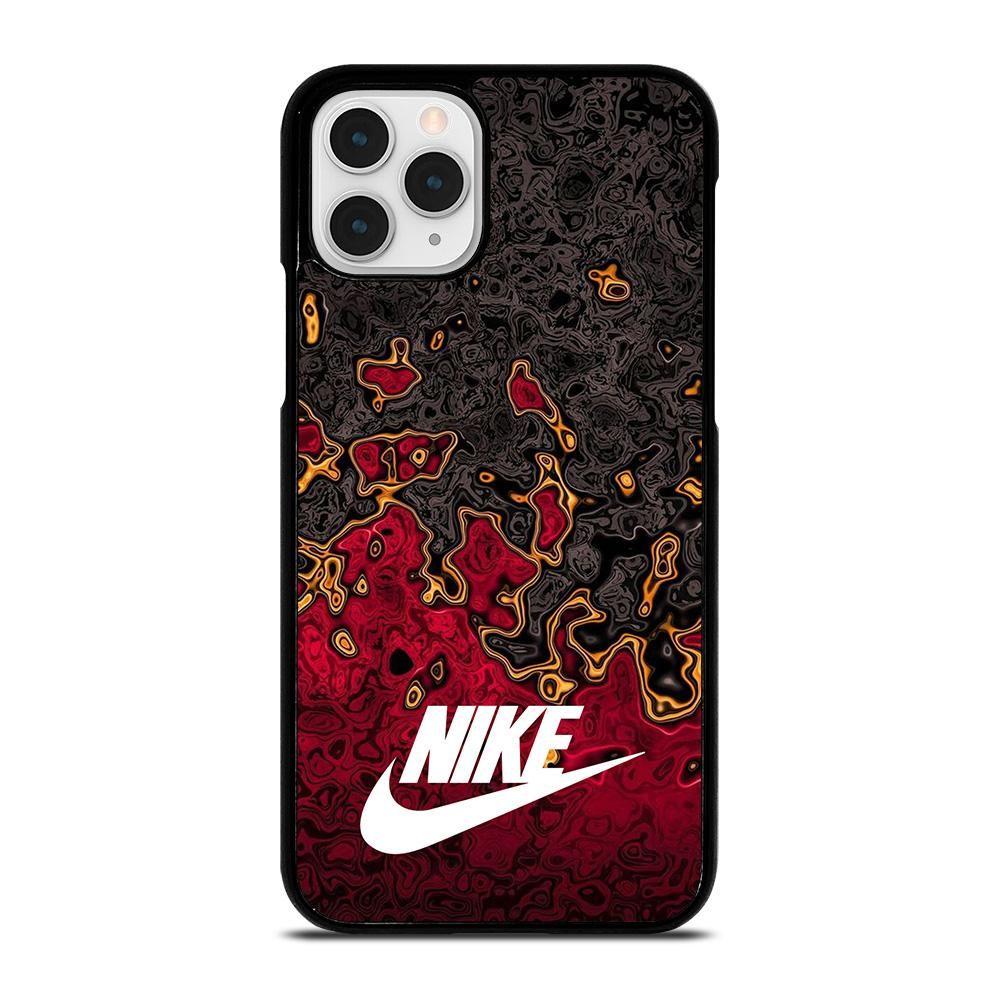 Nike logo blazing iphone 11 pro case casefine in 2020