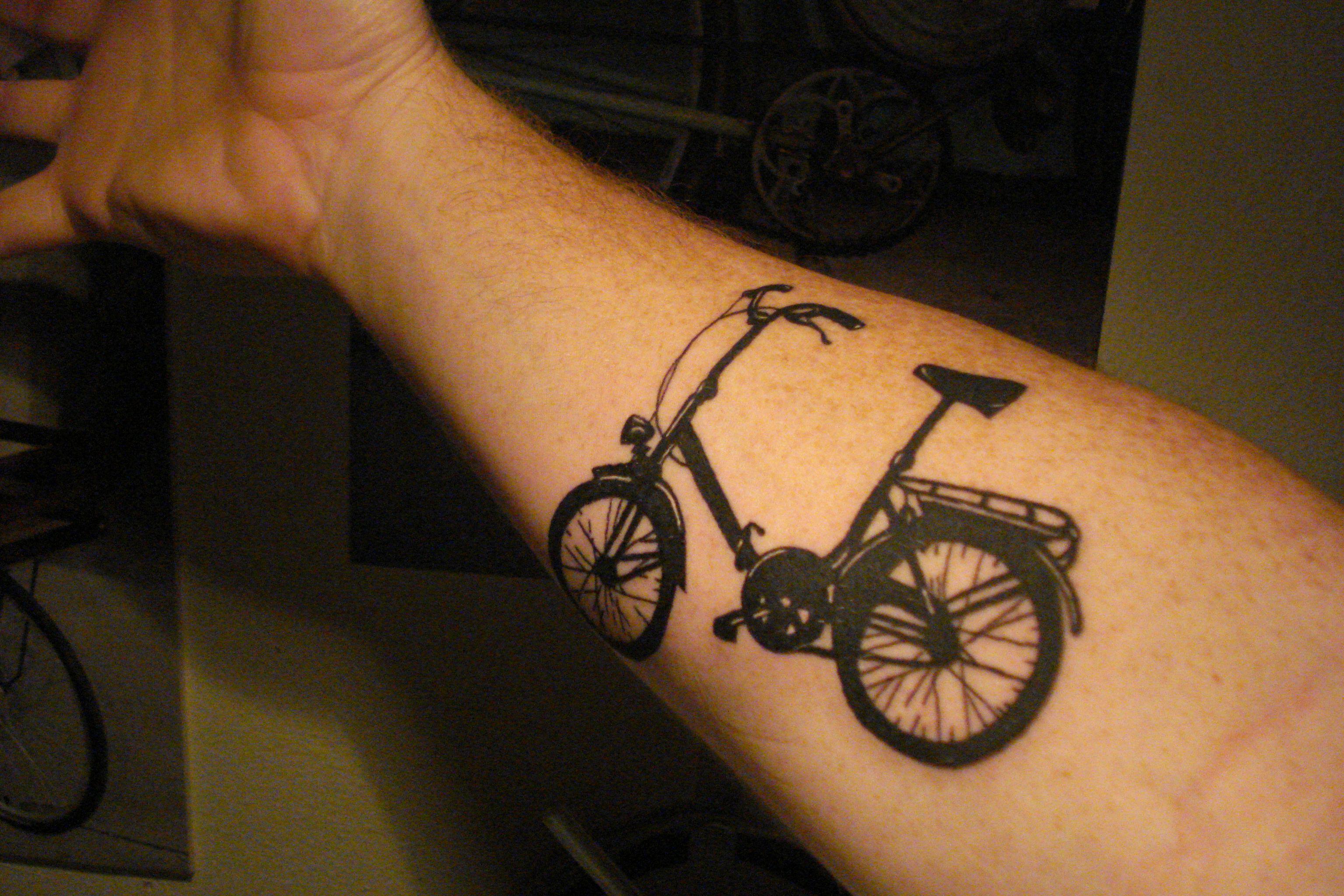 Tattoo #Plegable #Aurorita