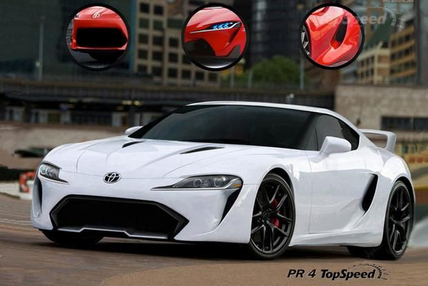 2015 Toyota Supra >> Rendered 2015 Toyota Supra Looks Like The Real Deal
