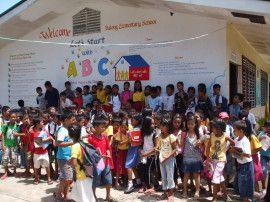 Recht auf Bildung ist ein Grundrecht jeden Kindes -weltweit-