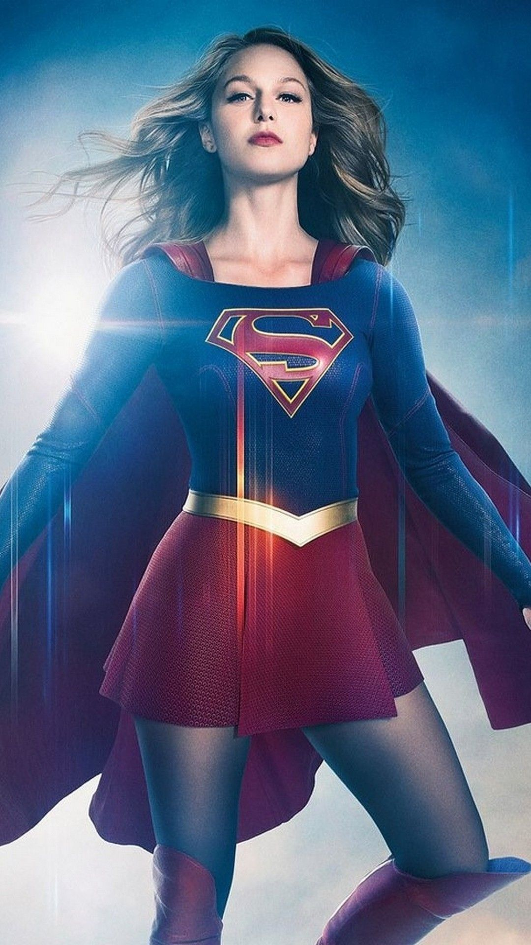 Supergirl Iphone 7 Wallpaper Supergirl Supergirl Dc