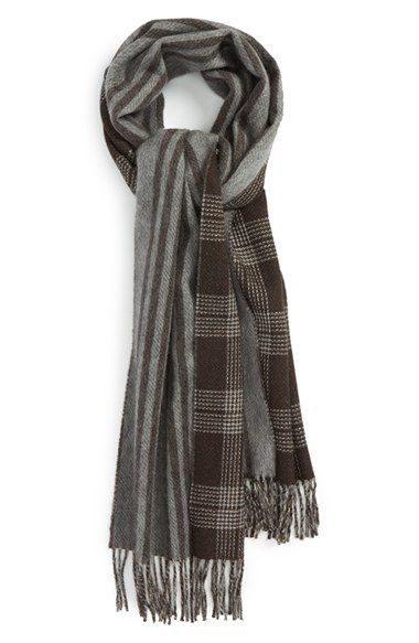 Andrew Stewart Double Face Cashmere Scarf