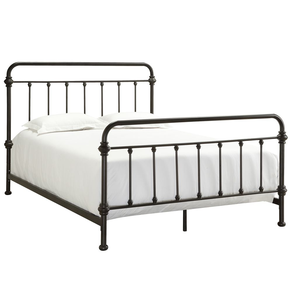 Home In 2020 Queen Metal Bed Queen Bed Frame Farmhouse Bed Frame