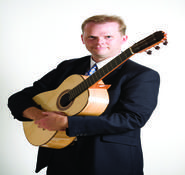 Hire Jon the Pick, our classically trained guitarist for your corporate function in the UK & London.