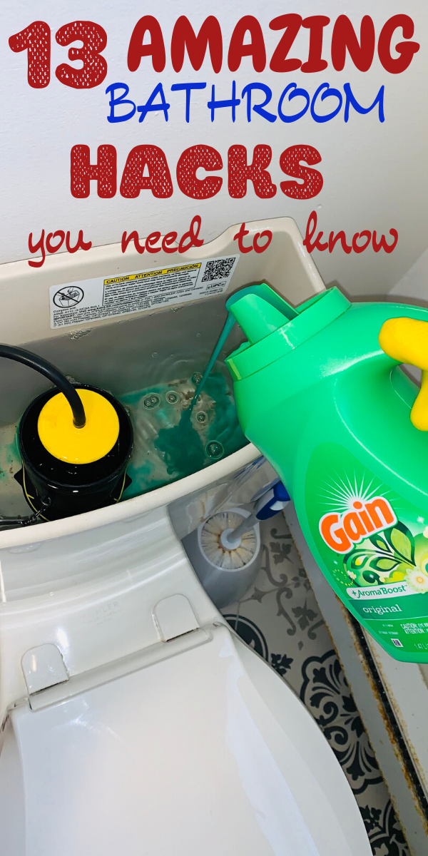 13+ Amazing household bathroom smell tips and tricks