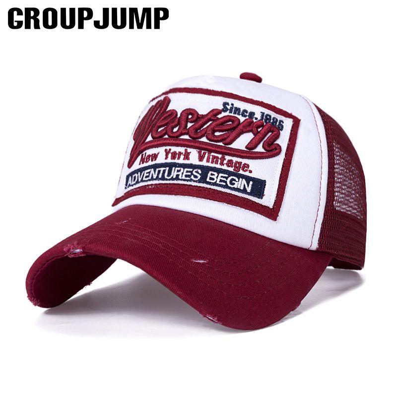 2018 New Summer Baseball Cap Embroidery Mesh Cap Hats For Men Women Gorras  Hombre hats Casual Hip Hop Caps Dad Casquette. Yesterday s price  US  9.68  (7.97 ... e9c0abae87e4