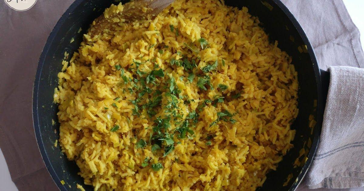 Kitchari - recette détox de riz à l'indienne