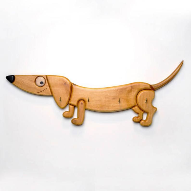 Key Holder Can Be A Nice Christmas Gift Dachshund Weiner Dog Etsy Key Hooks For Wall Dog Wall Decor Best Christmas Gifts