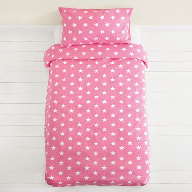 Pink Star Duvet Cover Set Single Duvet Cover Sets Kids Bedroom Accessories Girls Duvet Covers