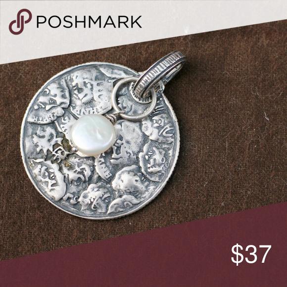 Silpada pendant oxidized sterling silver silver pendants and silpada pendant aloadofball Images