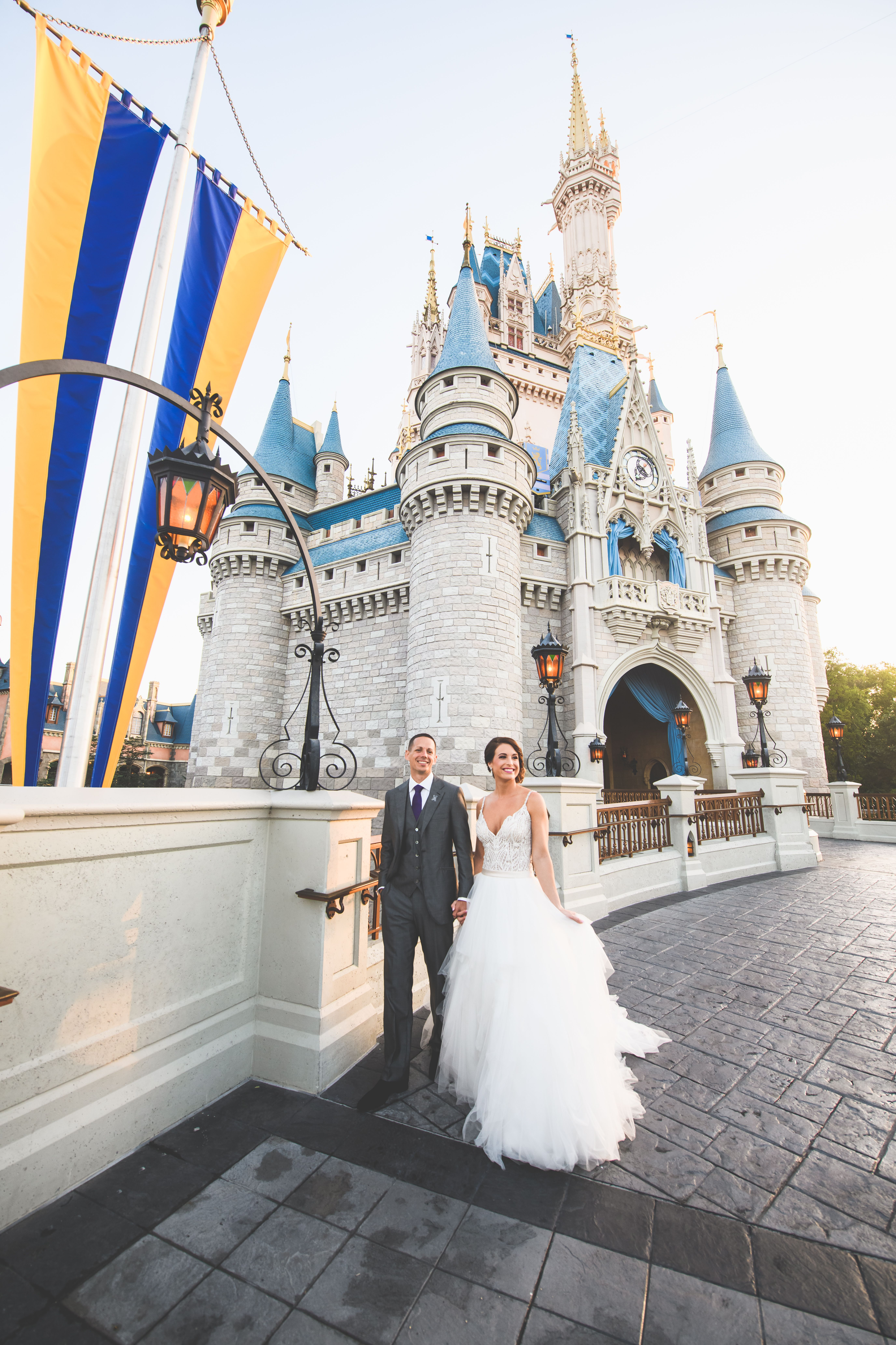 Disney S Fairy Tale Weddings Disney World Wedding Disney Bride Disney Fairy Tale Weddings