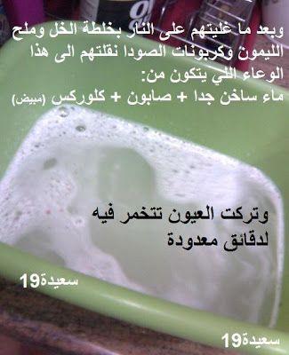 تنظيف عيون البوتاجاز بالصور Cleaning Hacks Coffee Station Blog