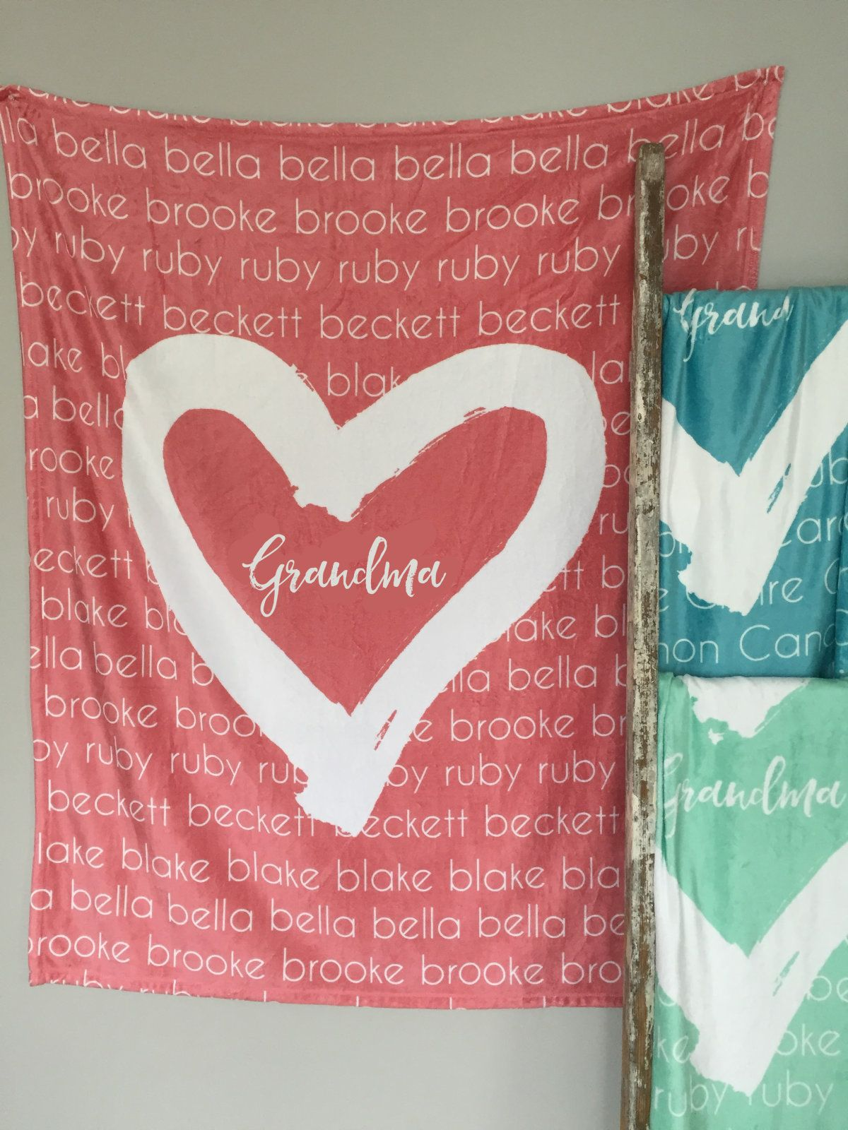 b96c4f3affd Personalized Mothers Day Blankets