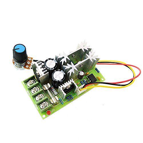 max 25A SCR Constant Voltage AC Motor Speed Contro uniquegoods AC 50-220V 2000W