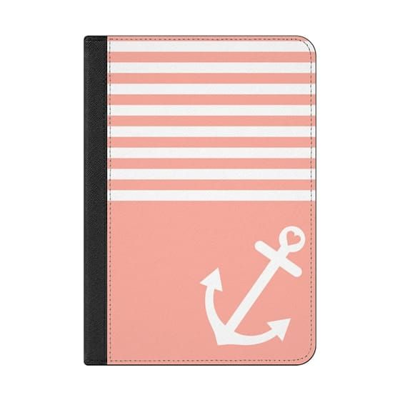Coral Love Anchor Nautical