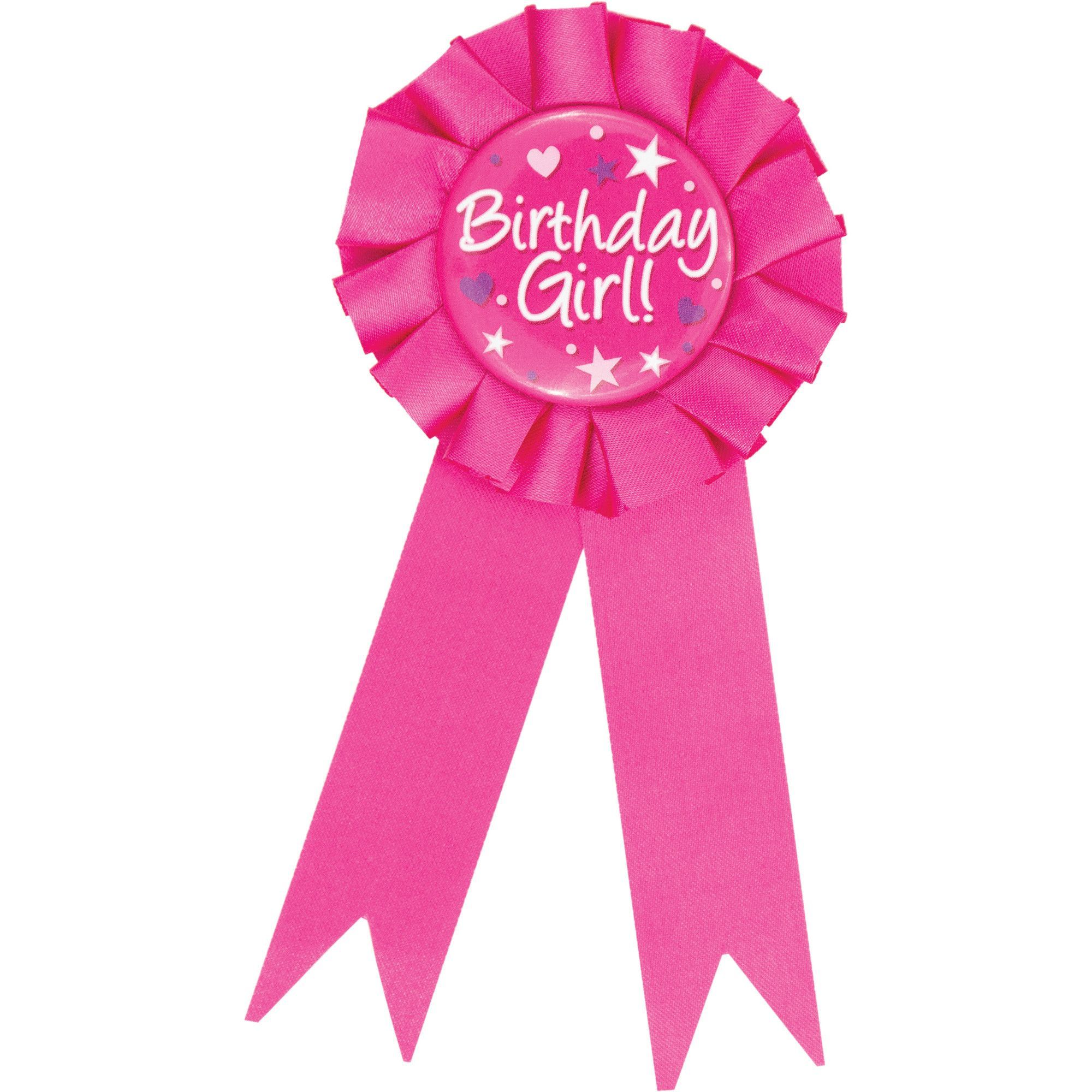 Birthday Girl Award Ribbons/Case of 12
