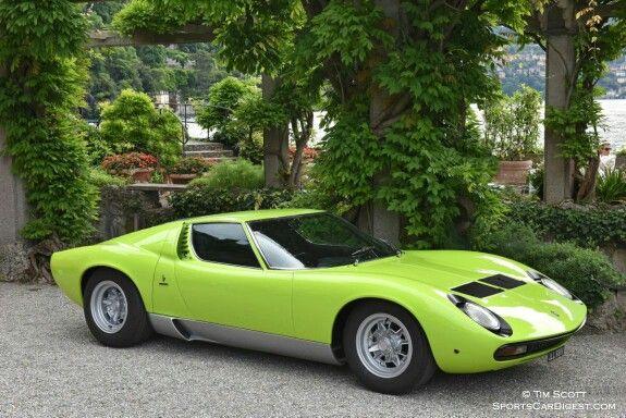 The Incredible Lamborghini Aventador | Lamborghini miura ...