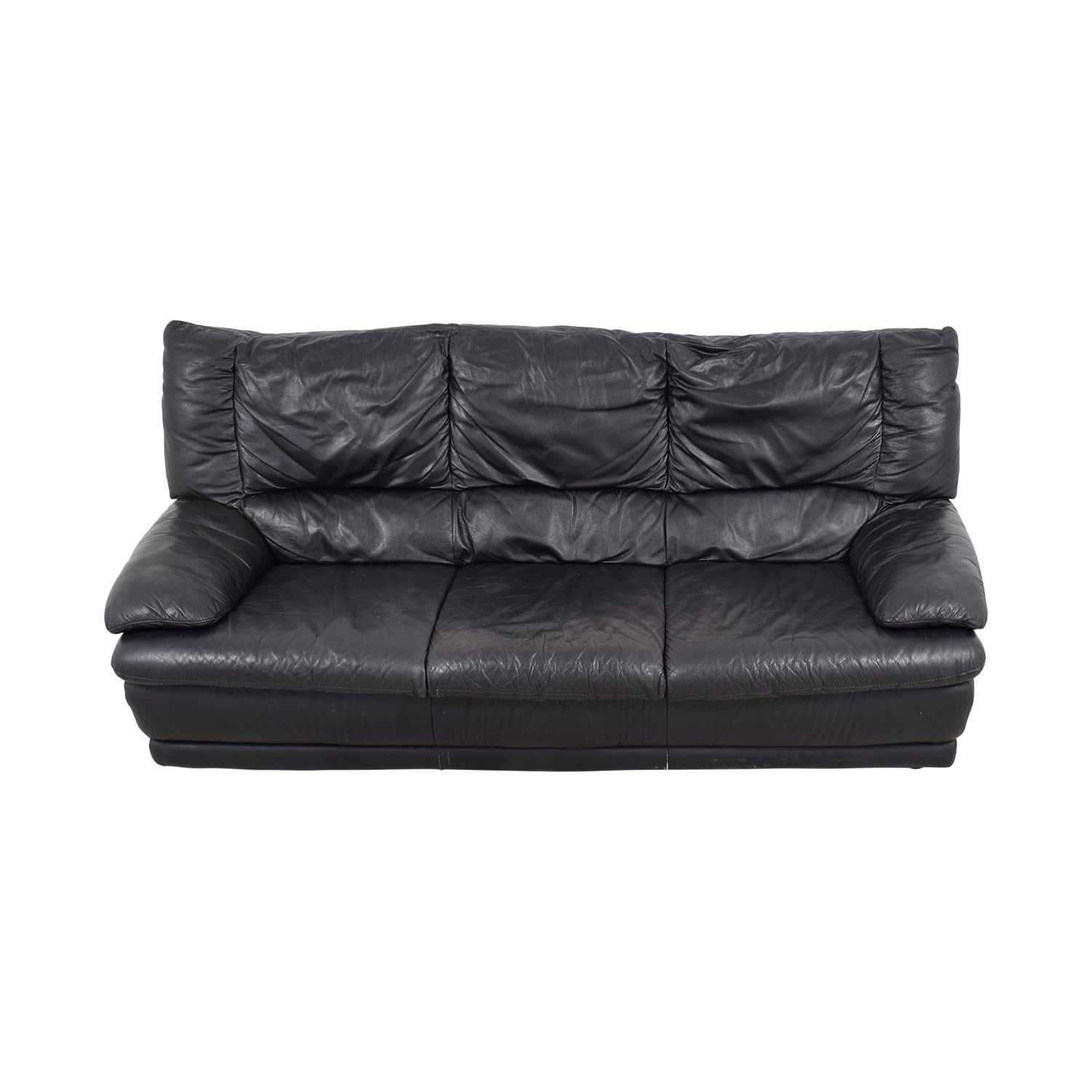 Ikea Black Leather Sofa Black Leather Sofas Leather Sofa Ikea Sofa