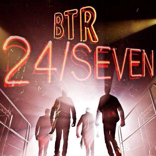 Btr 24 7 Big Time Rush Big Time James Maslow