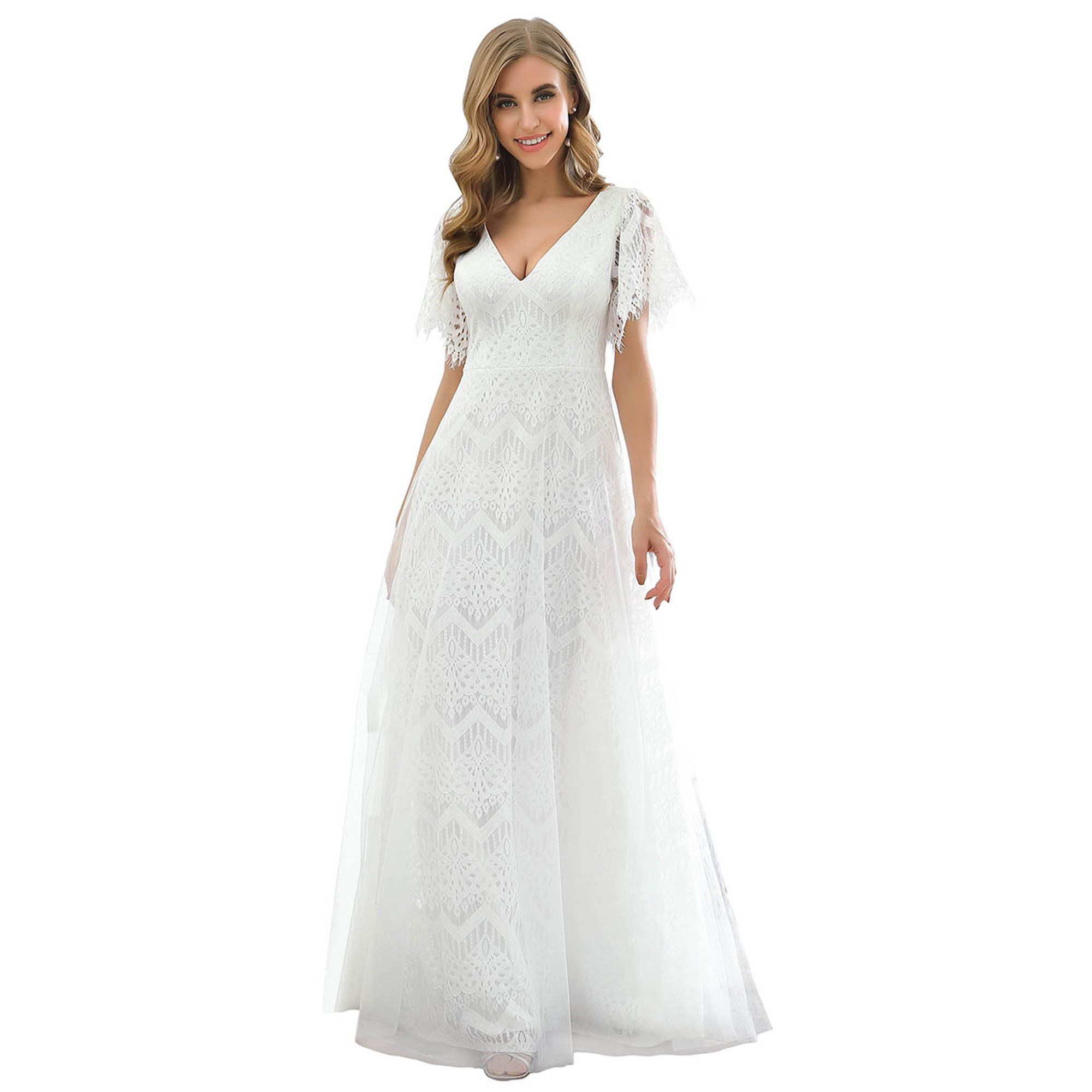 Ever Pretty Ever Pretty Wedding Guest Dress 2020 For Women Lace Long Party Gowns 00547 White Us8 Walmart Long Party Gowns Wedding Guest Dress Guest Dresses [ 2000 x 2000 Pixel ]