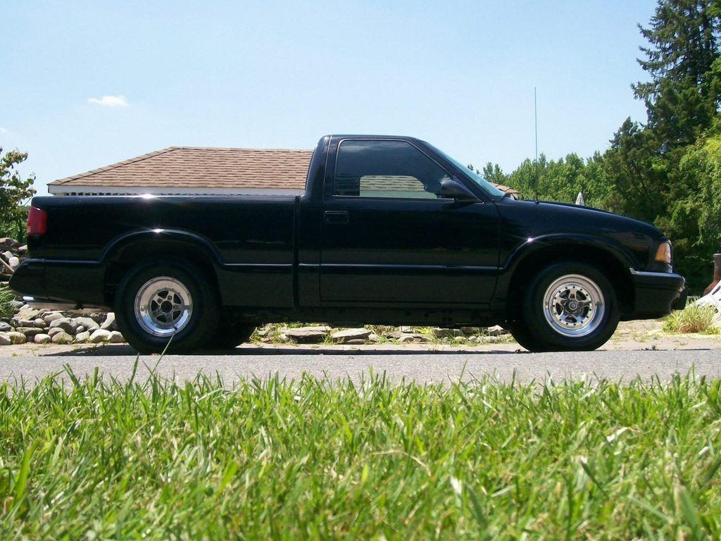 All Chevy 95 chevy s10 : 95 Chevy S10: my first car! How I miss her! | Horsepower ...
