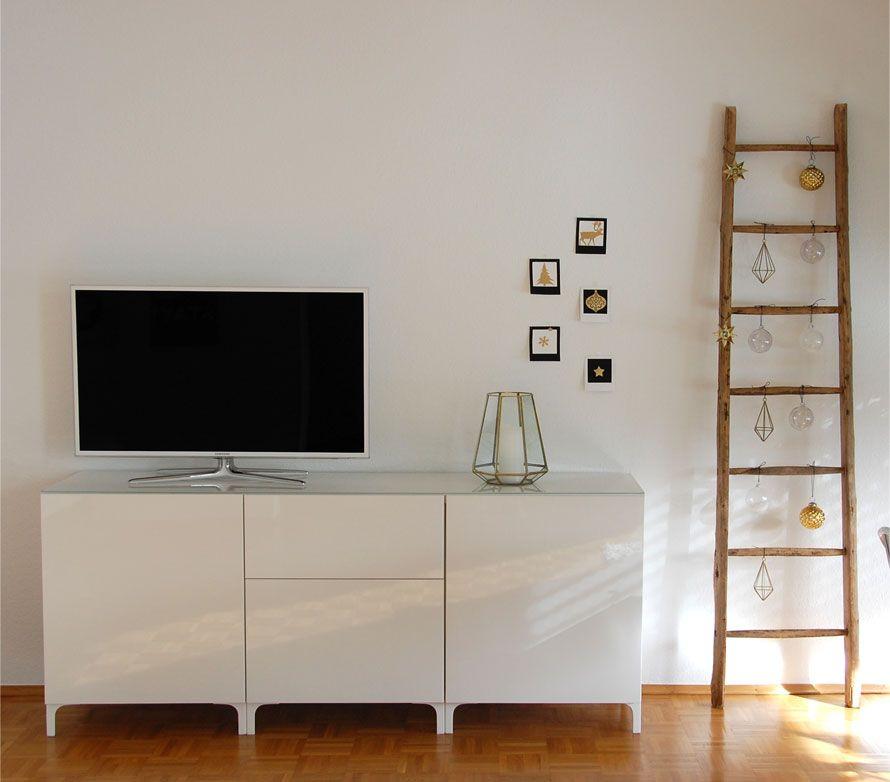 sideboard besta von ikea weihnachten pinterest. Black Bedroom Furniture Sets. Home Design Ideas
