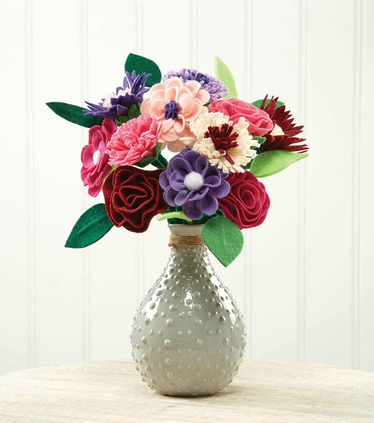 Make A Chenille Stems Flower Bouquet Projects To Try Pinterest