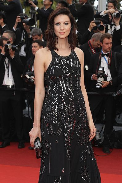 MQ Pictures of Caitriona Balfe at the world premiere of