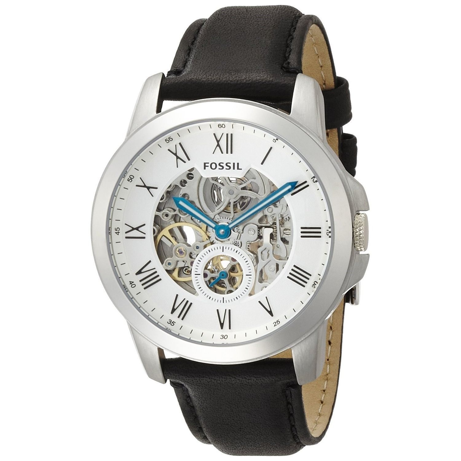 Fossil Men's ME3053 'Grant' Multi-Function Automatic Black Watch