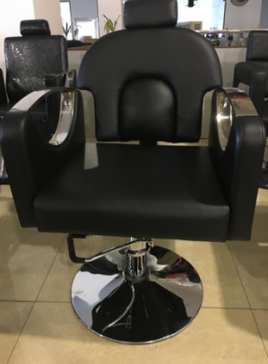 Cheap Reclining Styling Chair Hydraulic Hairdressing Chair For Beauty Barber Shop Beauty Spa Equipment Hair Salon Chair Style Hairdressing Chairs Barber Chair
