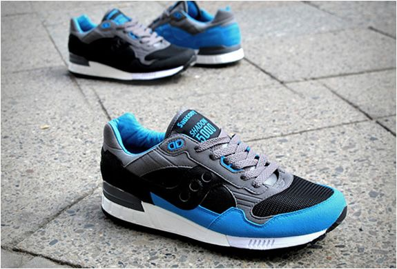 Solebox X Saucony Shadow 5000 Sneakers Sneakers N Stuff