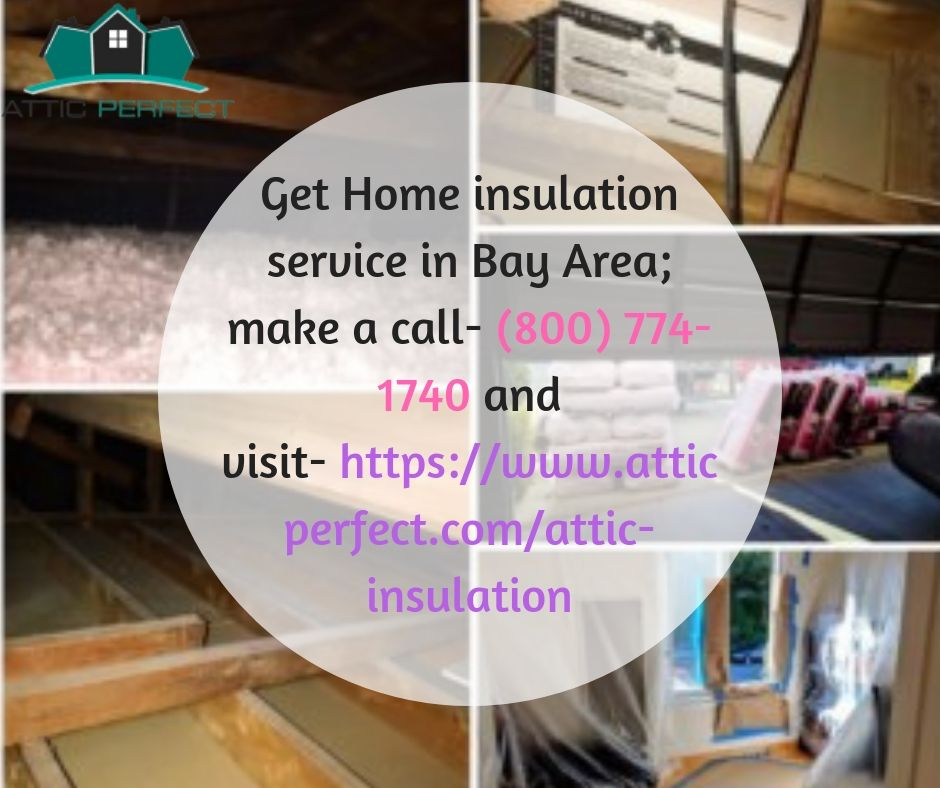 Get Home Insulation Service In Bay Area Home Insulation Insulation Attic Insulation