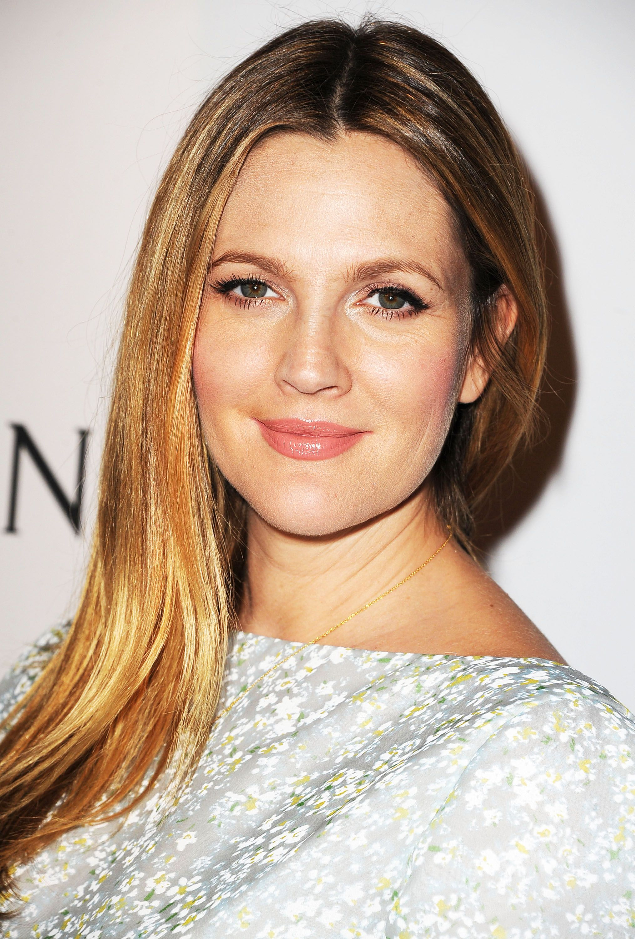 Fashion week Drew Barrymore's Impression of Her Kid Is Hilarious for lady