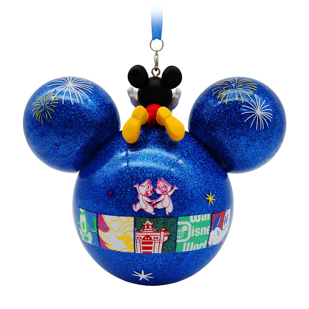 Disney 2021 Christmas Ornament Mickey Mouse Icon Glass Ball Ornament Walt Disney World 2021 Shopdisney Glass Ball Ornaments Minnie Ornaments Vintage Ornaments
