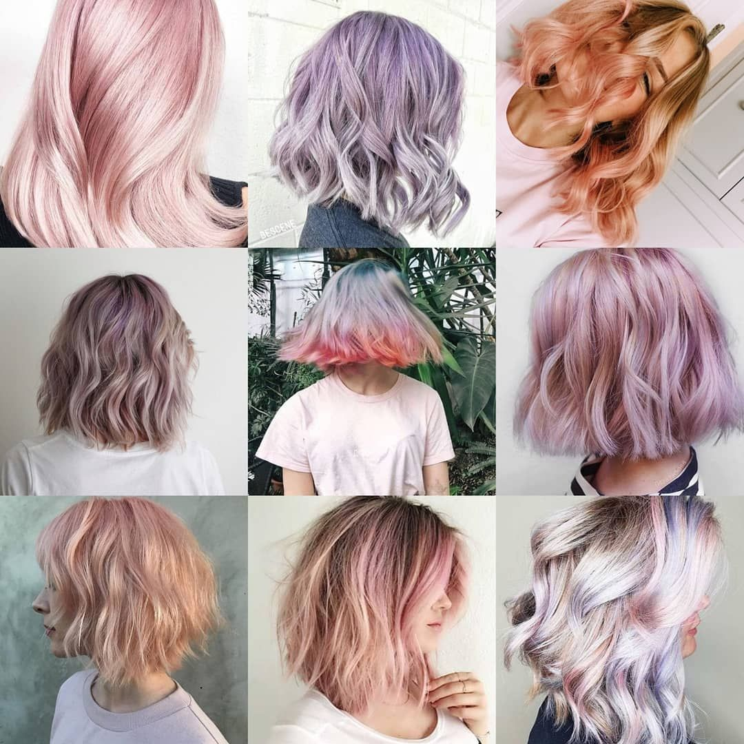 Top 16 Hair Color Trends 2020 Unique And Stylish Hair Color 2020