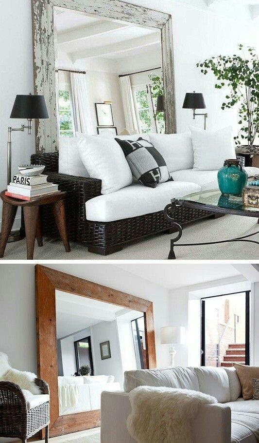 Spiegel Wohnzimmer Pinterest Wohnzimmer, Ideen Und Raum   Wohnzimmer  Komplett Modern