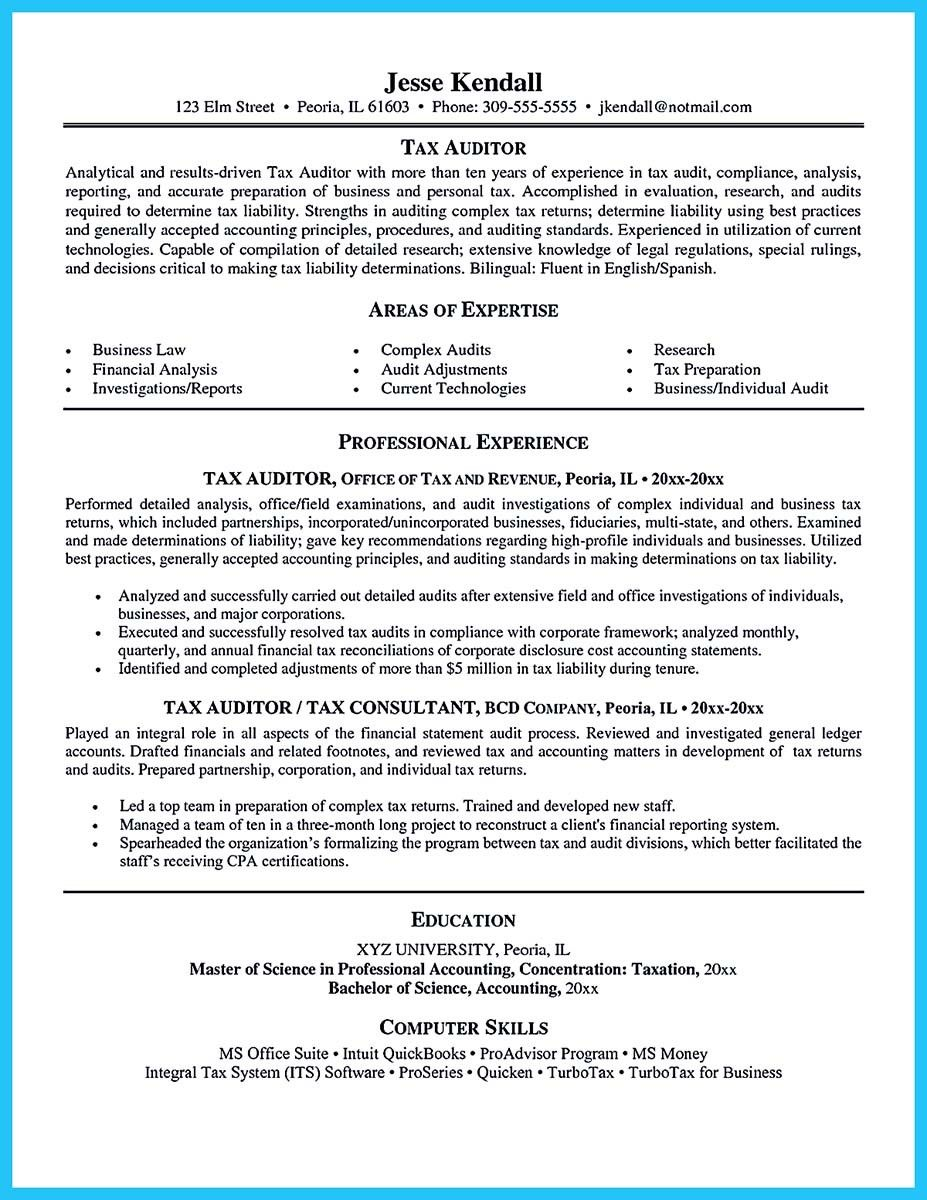 awesome Making a Concise Credential Audit Resume, Check more at http ...