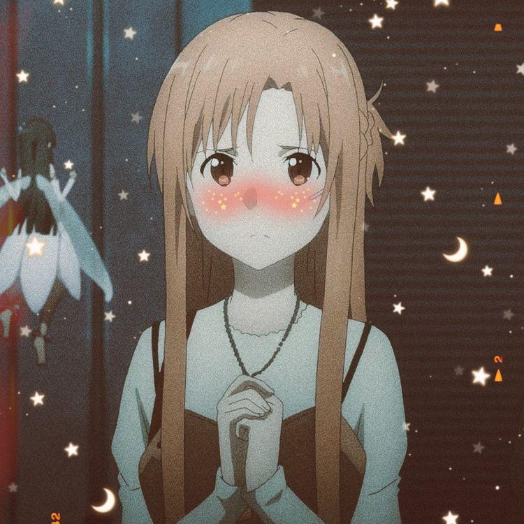 Asuna Pfp Sword Art Online Asuna Sword Art Online Wallpaper Cute Anime Wallpaper Asuna anime wallpaper android