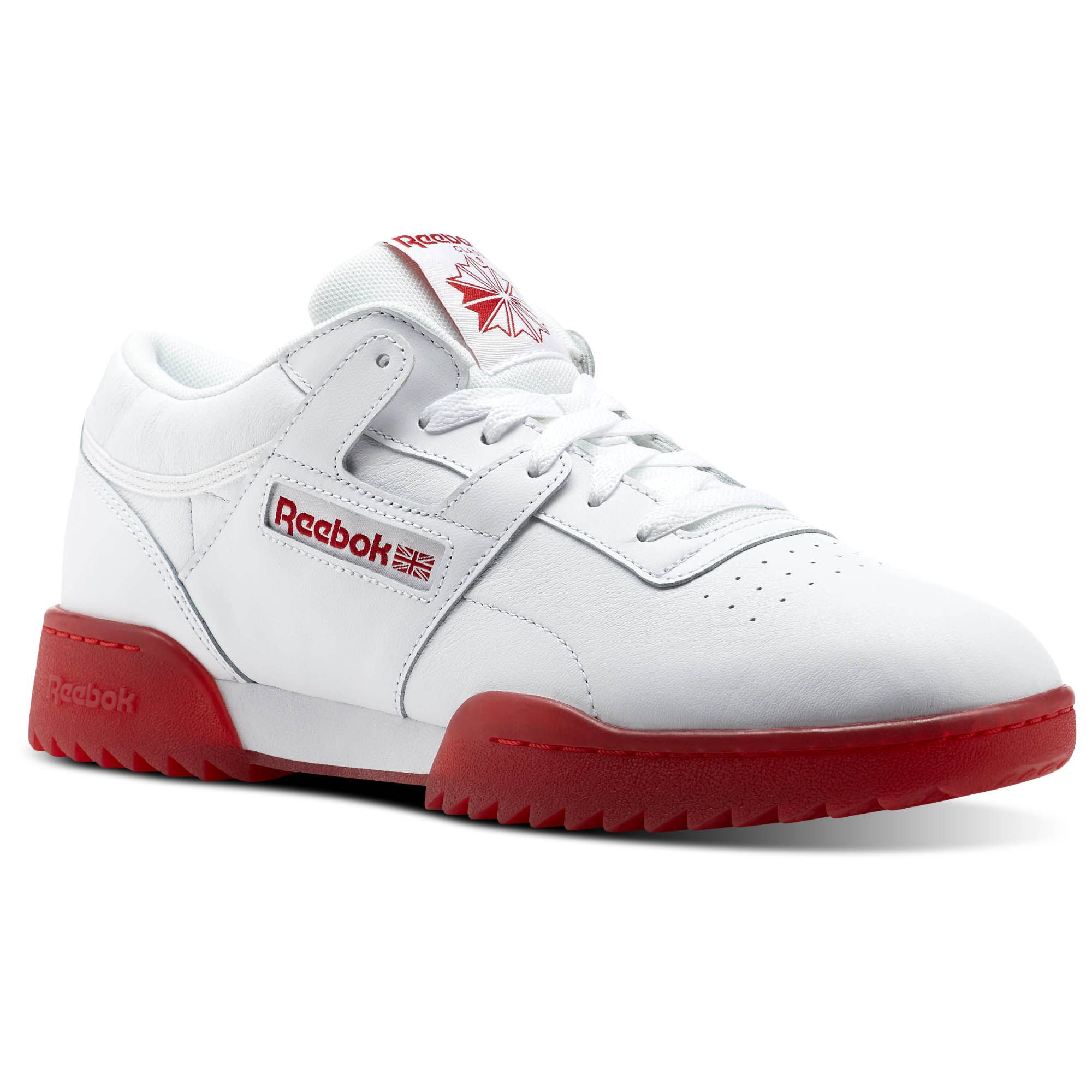 e50b4d6d6b0c9 Shop for Workout Clean Ripple Ice - White at reebok.co.uk! See all ...