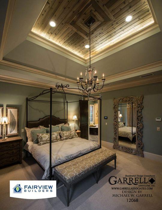 Amicalola Cottage 12068 Garrell Associates Inc House Plans Rustic Bedroom Design Cottage House Plans