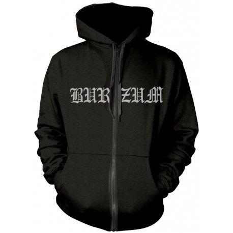 Hanorac fermoar Burzum: Aske