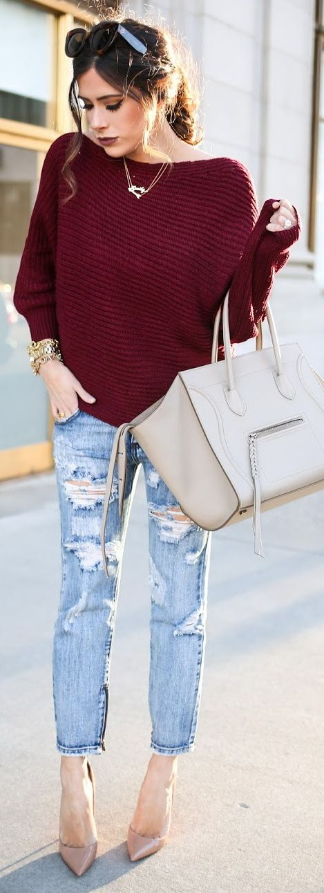 Laid Back Outfit | Holiday Style