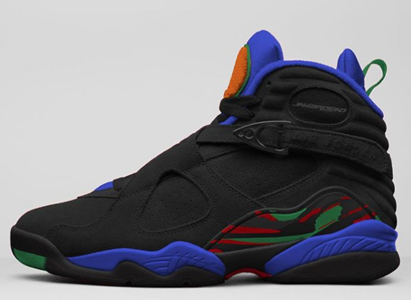 0c25f1eff71552 A New Air Jordan 8 Colorway Will Drop This Holiday Season Release Date  December  22