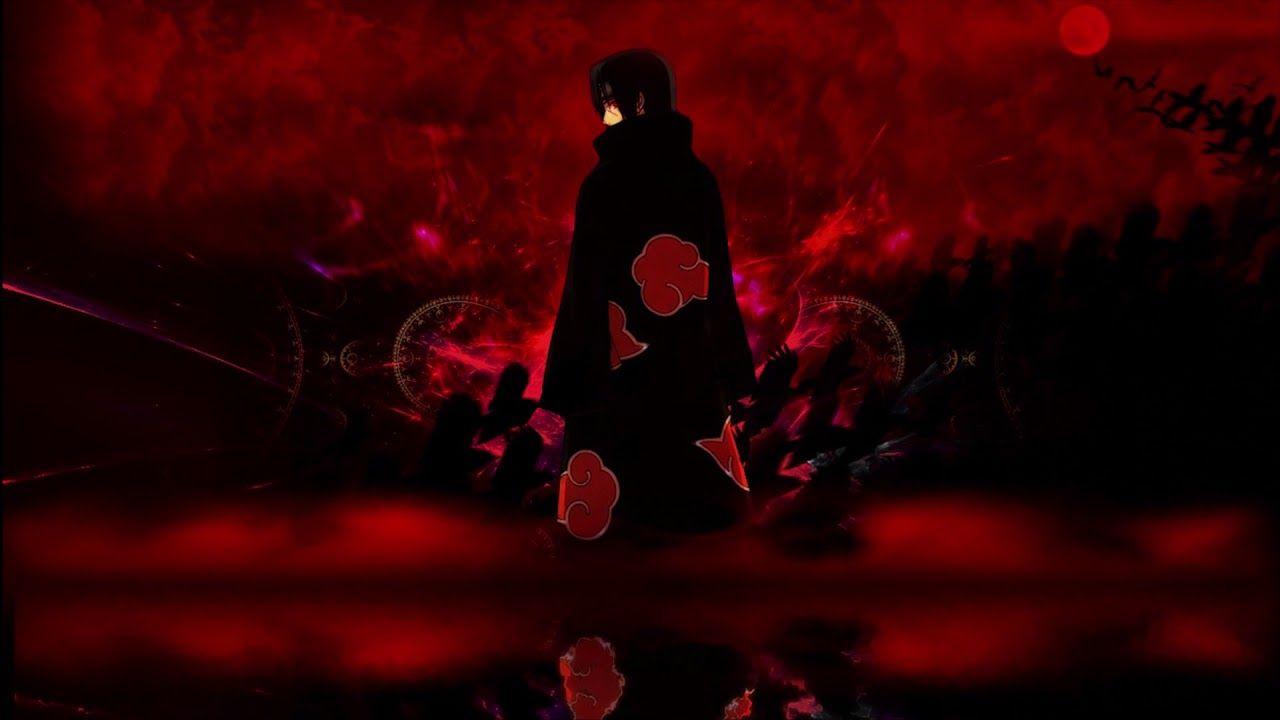 Naruto Shippuden Ost Senya Itachi Uchiha Theme Itachi Uchiha Naruto Wallpaper Wallpaper Naruto Shippuden