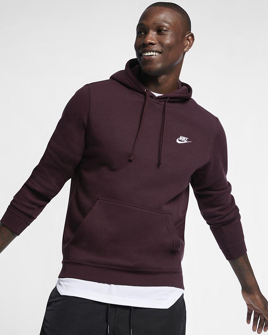 78807496c Sportswear Club Fleece Pullover Hoodie | Style | Hoodies, Nike ...