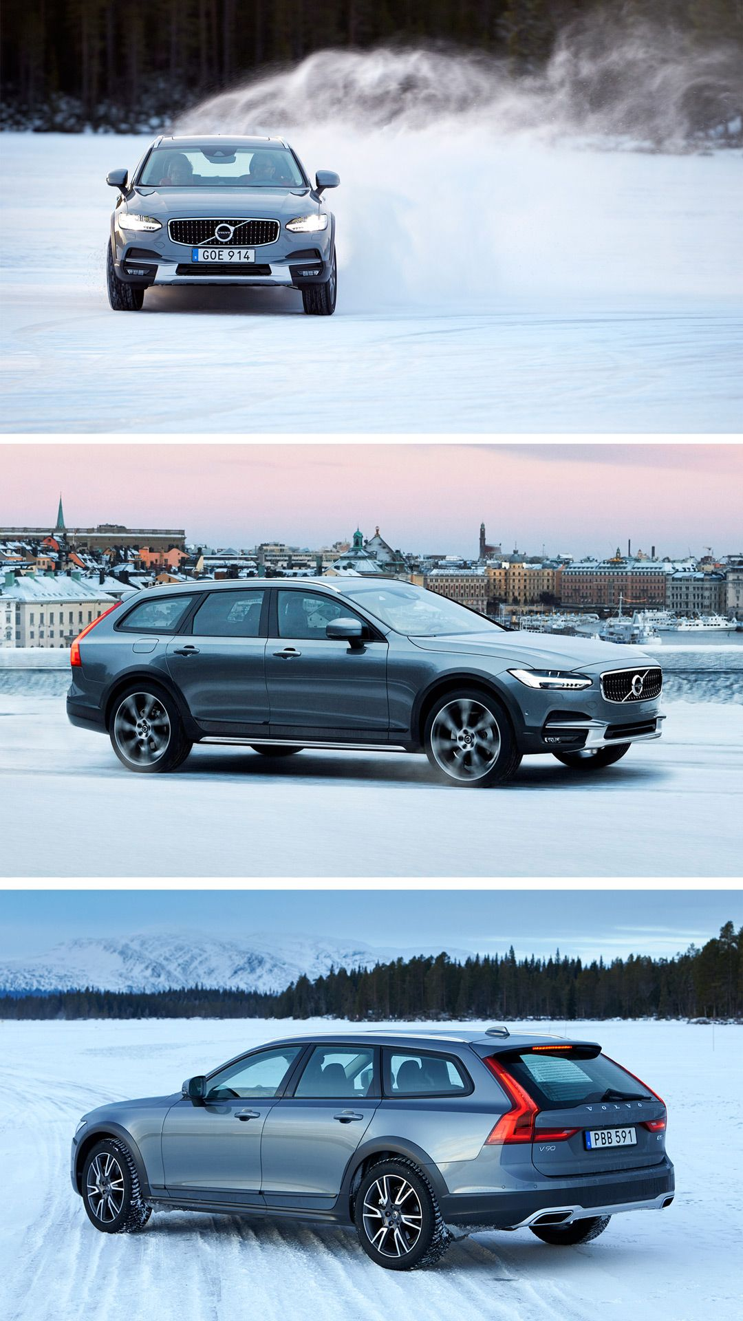 Perhaps The Most Exciting Part Of The 2018 Sales Season Is The Return Of The Station Wagon Such As The Volvo V90 Cross Co Volvo Station Wagon Volvo Volvo Cars