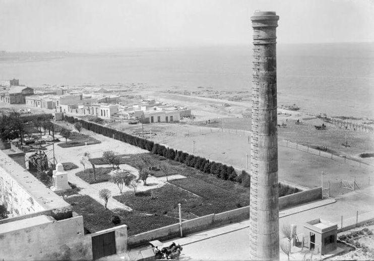 Construccion De La Rambla 1928 1935 Con Imagenes Montevideo
