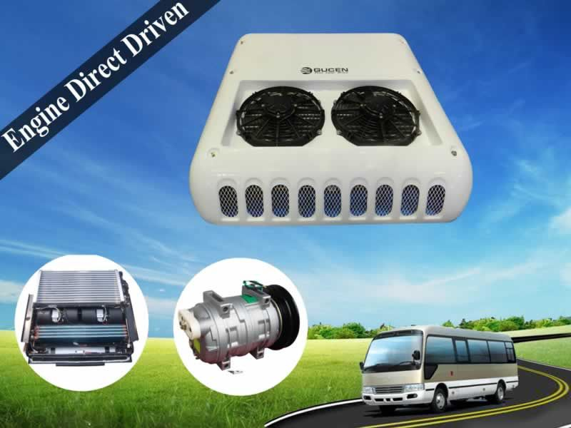 Gc 10e Roof Mounted Air Conditioner For Van And Minibus Air Conditioner Air Van