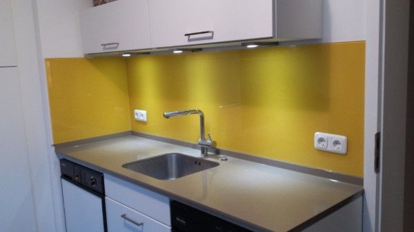Über Google auf hak-glasbaude gefunden Küche Pinterest Google - fliesenspiegel glas küche
